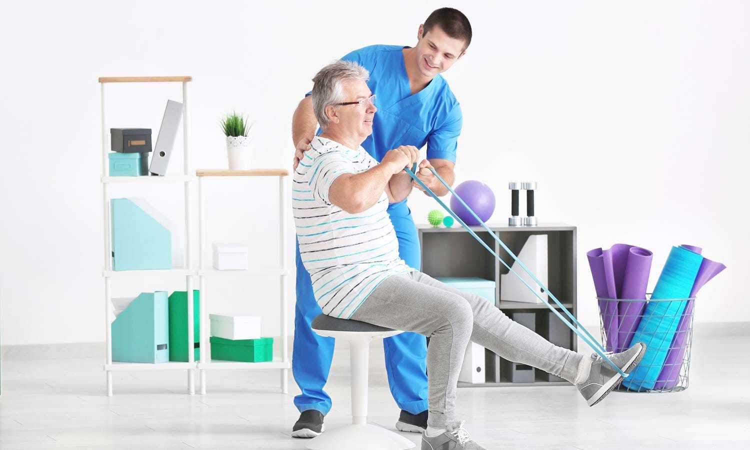 rehabilitation physiotherapy