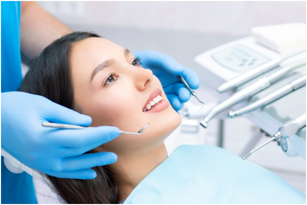 The dental treatment process